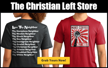 Visit The Christian Left Store